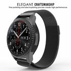 Metal Magnetic Milanese Watch Bands For Samsung Gear S3 Frontier Classic 22mm