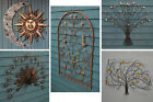 Garden Metal Wall Art Wallart Ornament Plaque Decoration by Gardman
