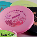 Westside Discs TOURNAMENT HARP *pick weight & color* Hyzer Farm disc golf putter