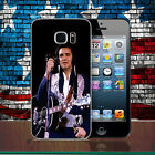 Elvis Presley LIVE Phone Case Samsung Galaxy S5 S6 S7 S7 Edge S8 S8 Plus
