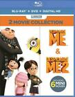 DESPICABLE ME 2-MOVIE COLLECTION NEW DVD