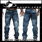 SIZE 30 Mens KOSMO LUPO Jeans Italian Design K&M (Sold AS IS - see description)