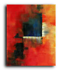 Canvas and Fine Art Prints Reds Contemporary Painting Modern Pop Abstract Urban