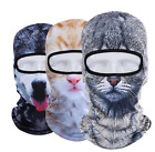 New 3D Full Face Mask Animal Balaclava Outdoor Sport Cycling Ski Cute Headwear