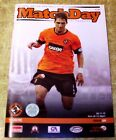 DUNDEE UNITED - 2012/13 - HOME PREMIERSHIP PROGRAMMES
