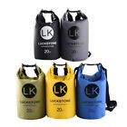 Heavy Duty Durable Waterproof Dry Bag for Boating Rafting Swimming 10L 20L