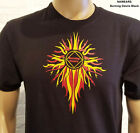 Narcotics Anonymous - NA -  Burning Desire T-Shirt - S-4X - blk/ Wht 100% cotton