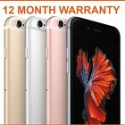 Apple iPhone 6S 16gb 64gb 128gb Space Grey Silver Rose Gold Unlocked Smartphone