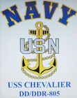 US DESTROYERS/ HOSPITAL SHIPS*OTHERS/ U.S.NAVY W ANCHOR*NAME DROP SHIRTS LIST# 8