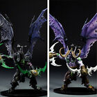 Anime World of Warcraft Demon Form illidan Stormrage PVC Toy Figure Doll Model