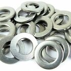 Flat Washers Form A Thick Stainless Steel M5 A4 Marine Grade