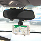 Car Rear View Mirror Back Up Phone Holder Mount Stand for iPhone Samsung Cradle