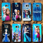 frozen elsa, anna and olaf, kristoff sven UV Case Cover for Samsung Galaxy S,J,A