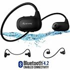 Alpatronix HX250 Waterproof Bleutooth Headset Wireless Sport IPX7 w/ MIC,