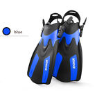 Summer Scuba Diving Swimming Snorkeling Freediving Fins Flippers Full Foot Shoes