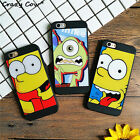 Coque University Cartoon housse Case iPhone 5/5s5se 6/6 plus 7/7plus