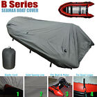 Seamax Inflatable Boat Cover B Series for Beam 47 52ft Length 83 115ft