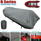 Seamax Inflatable Boat Cover, B Series for Beam 4.7-5.2ft, Length 8.3-11.5ft