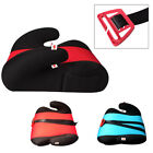 Car Seat Cushion Booster Seat Safe Sturdy f/Child Kid Children 4-10 Years Safety
