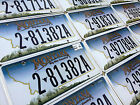 Montana License Plate - Big Sky Country - Pick Your Plate