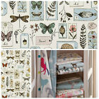 Clarke and Clarke Studio G Sketchbook Wildlife Curtain Fabric Collection