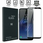 2x Samsung Galaxy S8 PLUS /Note 8 Screen Protector Tempered Glass  Curved Glass