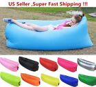 Inflatable Lounge Couch Indoor or Outdoor Air Sleeping Bag Lazy Bag