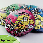 "Discraft SUPERCOLOR MINI BUZZZ 6"" DISC *choose your color* Hyzer Farm disc golf"