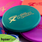Discraft X SOFT RINGER GT *pick color and weight* Hyzer Farm disc golf putter