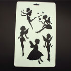 Kids Drawing Painting Templates Educational Toys DIY Scrapbooking Stencils HOT