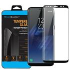 Premium Samsung Galaxy S8 Plus Tempered Glass Full Coverage Screen Protector