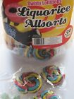 NEW 3 X SWIRLY CANDY LOLLIPOPS,WEDDING FAVORS, SWEETS,ROCK,EASTER