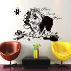 Dog Wall Decals Home Swit Home Quote Decal Vinyl Sticker Grooming Salon Art US13