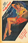 Jane Russell The Outlaw A Howard Hughes Daring Production Mean Moody Magnificent