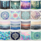 Внешний вид - WALL DECOR HIPPIE TAPESTRIES BOHEMIAN MANDALA TAPESTRY WALL HANGING INDIAN THROW