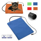 Waterproof Pet Electric Heating Pad Dog Cat Bunny Heat Mat Warmer Blanket Bed AU