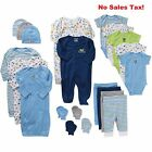 Baby Boy Clothes Shower Gift Set Newborn 0-3 / 3-6 Months Size Infant Outfit New