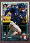 JOEY GALLO MINT RANGERS GLOSSY ROOKIE RC SP 2015 TOPPS UPDATE #103 TEXAS