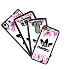 case cover brand logo adidas flowers for iphone samsung lg huawei xperia nexus