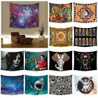 Indian Tapestries Hippie Wall Hanging Bohemian Tapestry Bedspread Home Dorm Deco