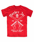 Murder Inc. T-Shirt ROT Mafia,Pate,Public,Enemy,Outlaw,Al Capone,Crime,Cocaine