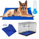 Rosewood Chillax Dog Cool Cooling Mat Pad Bed Hot Weather, Hot Spots, Travel, Ho