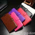 Flip Leather Card Wallet Stand Skin Case Cover For Asus ZenFone 3 ZE520KL