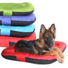 Oval Dinghy type Dog Bed 4 Sizes S M L XL. Waterproof Pet Bad in 4 colors