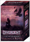 Divergent Boxed Set Books 1 and 2 Divergent Insurgent Veronica Roth