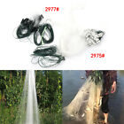 20m 1 Layers Fishing Net Monofilament Fishing Gill Network With Float 2 Options