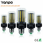 No Flicker E27 E14 Led Corn Bulb Lights 220V 110V 9W 12W 15W 5736 SMD Led Lamps