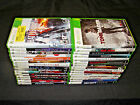 Wholesale lot of 30 XBOX 360 Games!  BATTLEFIELD 4 + TOMB RAIDER  & MORE!!