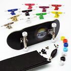 P-REP NOLO 34mm Black Complete Wooden Fingerboard - Pick Trucks and Wheels