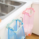 Mini Portable Plastic Door Garbage Trash Bag Can Rack Holder Kitchen Tool Home K
